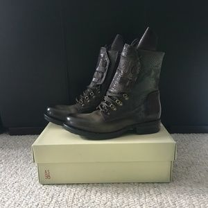 A.S.98 Brand New Jungle boots